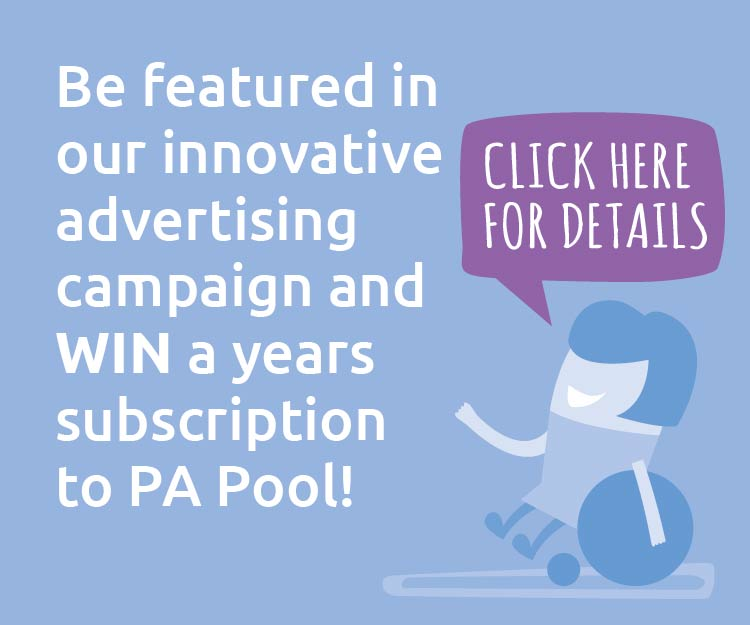 Be featured in our innovative advertising campaign and win a years subscription to PA Pool!. Click here for details.